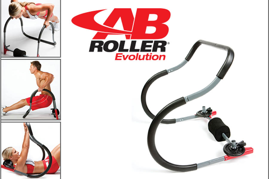 Ab Roller Evolution – The Abs Company
