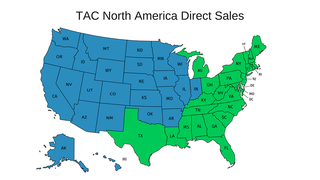 Direct Sales Canada >> North America Direct Sales The Abs Company