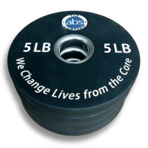 ABS3003 5-lb Weight Set