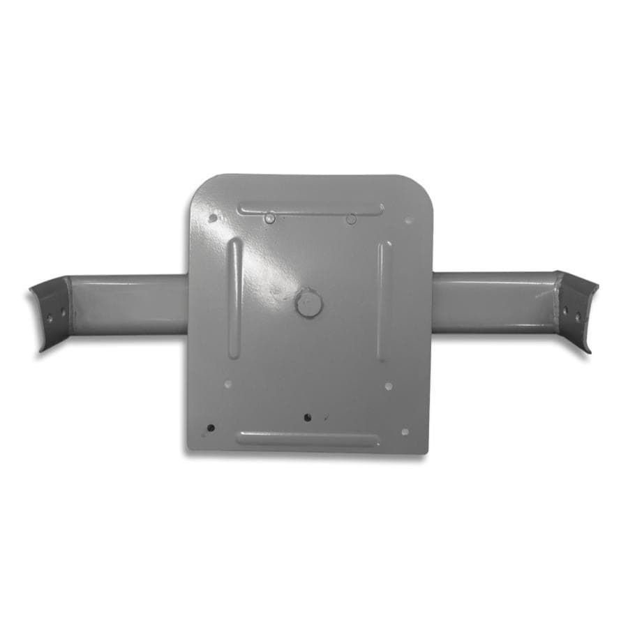 Seat Carriage Assembly for CTL (Silver)