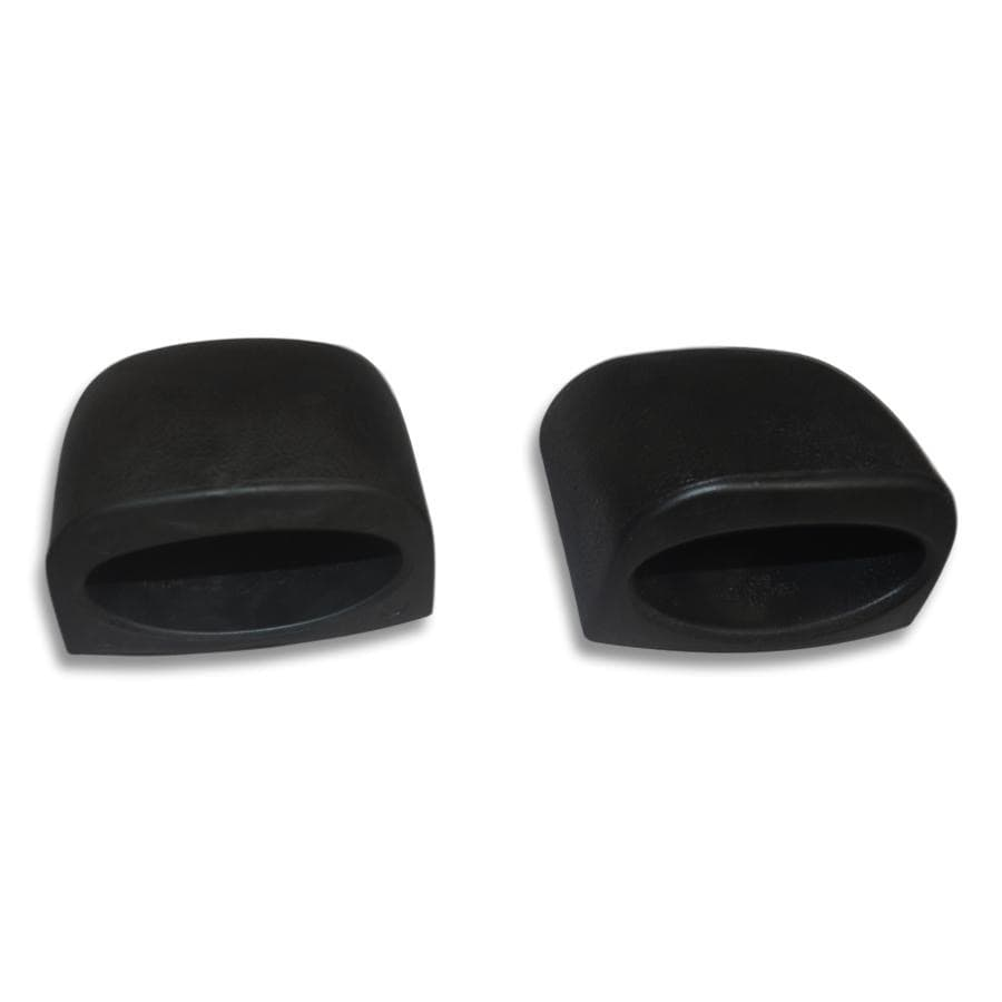 Foot End Caps Set (rear) - Residential AbCoaster®