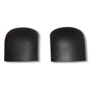 Foot End Caps Set (front) - Residential AbCoaster®