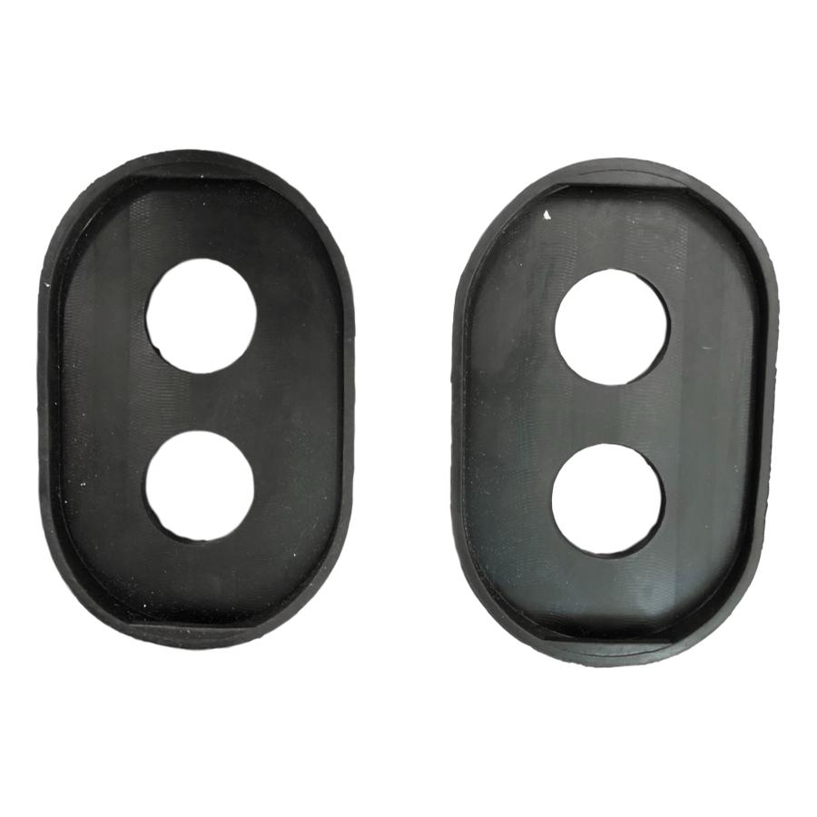 Rubber Foot Slipper Cover (pair) - Oval