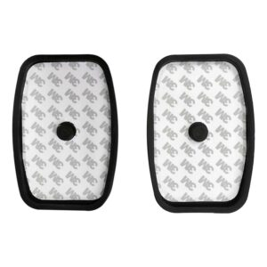 ABS900033 Rubber Foot Slipper Cover (pair) - rectangular