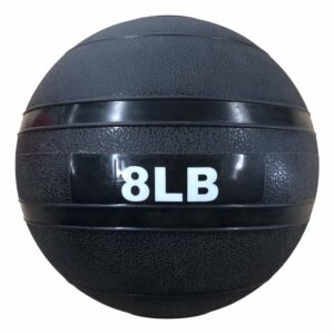 8 Pound Slam Ball Black ABS3017