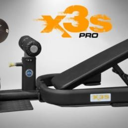 X3S Pro Black Friday Deal - $50 off and Free Med Ball