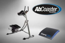 AbCoaster PS500 + Free Core Mat Holiday Deal
