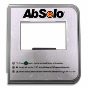 AbSolo® Counter Bracket (Silver)