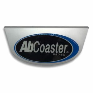Plastic Nameplate w/ Decal - PS750