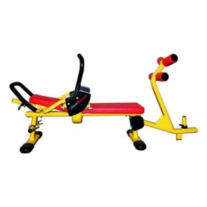 The AbsBench™ X2 (Yellow with Red Padding)