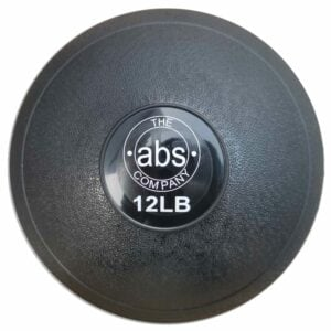 12lb Black Slam Ball